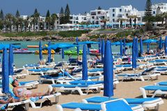 Cyprus vacation Stock Photos