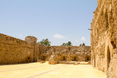 Cyprus. Views of the walled city of Famagusta, built by the Venetians in the XIV-XV centuries. Royalty Free Stock Images