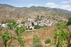 Cyprus village Royalty Free Stock Photos