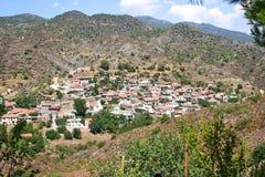 Cyprus village Stock Photo