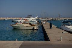 Cyprus, Zigy-dorp Stock Afbeeldingen
