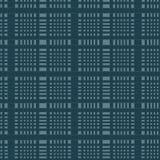 Cyraneczka kwadrata wzoru tekstylny Szkocki tło Zdjęcia Stock