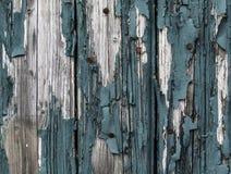 Cyraneczki drewniany tło Fotografia Stock