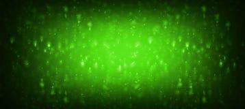 Cyraneczki zieleni błyskotliwości błyskotania przyjęcia gwiazdkowego zaproszenia tła cyraneczki aqua i turkusu błyskotliwo royalty ilustracja