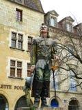 Cyrano, Bergerac (Frankrijk) Stock Afbeelding