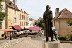 Cyrano de Bergerac en Francia imágenes de archivo libres de regalías