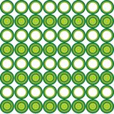 Cyrcle pattern Stock Photo