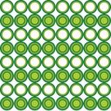 Cyrcle pattern Stock Photo