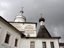 Cyril-Belozersky Klooster, Kirillov, Rusland Stock Foto