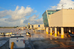 Cyril E. King Airport Stock Photography
