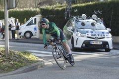 Cyril Gautier Cyclist French Stock Photos