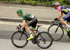 Cyril Gautier de Team Europcar Fotos de Stock