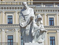 Cyril and Mefodiy are founders of the slavic written language. M Stock Photos