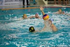 Cyril Novokshenov 10 dans l'action Image stock