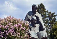 Cyril y Methodius foto de archivo libre de regalías