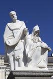 Cyrill y Methodius Fotos de archivo libres de regalías