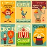 cyrk ilustracji