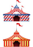 cyrka duży wierzchołek Obraz Royalty Free