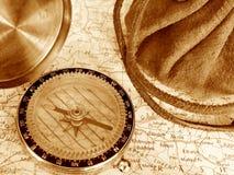 cyrklowa mapa Zdjęcie Stock