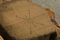 cyrklowa skała Zdjęcie Stock