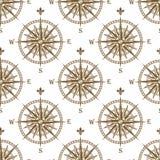 Cyrklowy bezszwowy tło wzór Zdjęcie Royalty Free