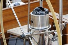 cyrklowy rudder Zdjęcie Stock