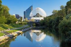 cyrkowy budynku ekaterinburg Russia Obraz Stock