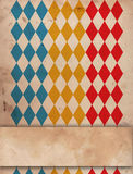 Cyrkowy plakat Obraz Royalty Free