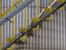 Cysternowy schody Zdjęcie Royalty Free