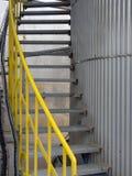Cysternowy schody Obrazy Royalty Free