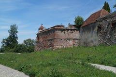 Cytadela Brasov (Kronstadt) Zdjęcia Stock