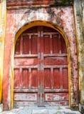 Cytadela, odcień, Wietnam Unesco Światowego Dziedzictwa Miejsce fotografia royalty free