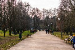 Free Cytadela Park Royalty Free Stock Photo - 172135045