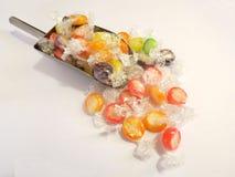 Cytrusów cukierki Zdjęcie Stock