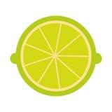 cytrus owoc ikony odizolowywający projekt Obraz Royalty Free