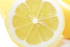 Cytrus owoc koloru żółtego cytryna Obraz Stock