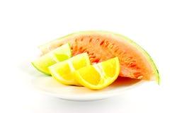 cytrusa owoc arbuz Obraz Stock