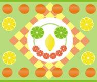 cytrusy szczęśliwi ilustracji