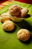 Cytryn ciastka domowej roboty Fotografia Royalty Free