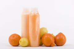 cytryn higieniczne pomarańczy dostawy Zdjęcia Royalty Free