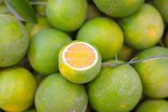 Cytryna i pomarańcze Obraz Stock