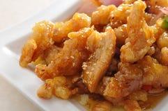 Cytryna kurczak Fotografia Stock