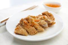 Cytryna kurczak Obraz Stock