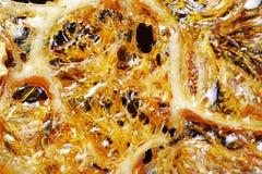cytryna plasterek Fotografia Stock