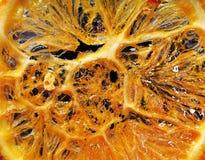 cytryna plasterek Zdjęcia Royalty Free
