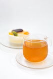 Cytryny herbata Obraz Royalty Free