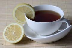 cytryny herbata Obrazy Royalty Free