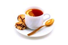 cytryny herbaty Fotografia Royalty Free