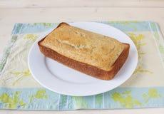 Cytryny Makowego ziarna chleb Obraz Royalty Free