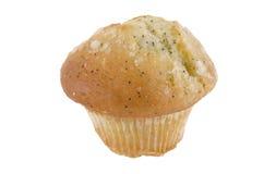 Cytryny makowego ziarna słodka bułeczka Zdjęcia Royalty Free